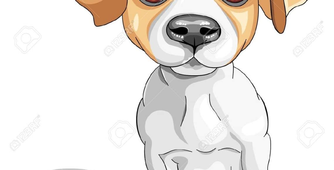 13894870-color-sketch-of-the-dog-Jack-Russell-Terrier-breed-sits-in-front–Stock-Photo